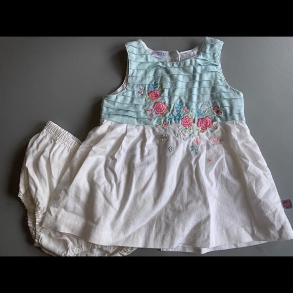 Kru Child Girls dress Size 6x